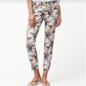 Tommy Bahama Palms Of Persia Skinny Ankle Jeans